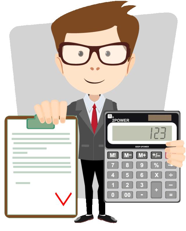 Онлайн-калькулятор сколько сможешь заработать в сети